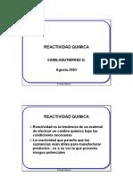 ReactividadQuimica