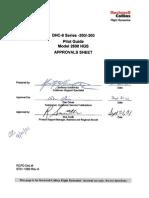HGS 2800 Pilot Manual