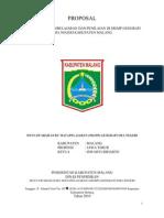 Proposal Block Grant MGMP GEOGRAFI SMAN Kab. Malang Revisi