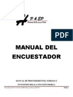 Manual Para El or h p&Ep
