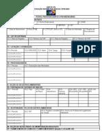 Formulário PPP (Perfil Profissiográfico Previdenciário)[1]