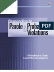 Responding to Probation Violations