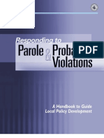 Responding to Probation Violations