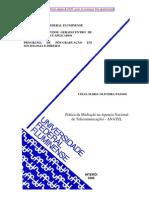 Prática da Mediação na Agência Nacional de Telecomunicações - ANATEL
