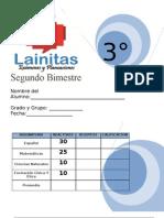 3er Grado - Bimestre 2 (11-12)