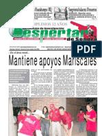 Despertar de Sonora Edicion 24 de octubre del 2008