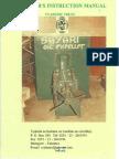Manual Sayari Oil Expeller