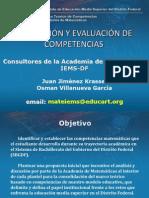 Competencias Matemáticas IEMSDF - Bachillerato en México