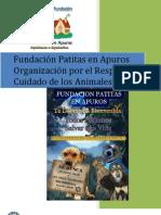 FUNDACIÓN PATITAS EN APUROS PRESENTAC ION FINAL