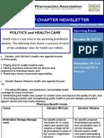 October 08 Newsletter