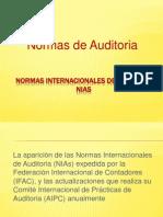 Normas Internacionales de Auditoria-NIAS