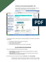 Estructura Del Entorno Virtual de Aprendizaje