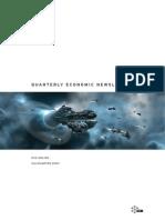 Eve Online Quarterly Economic Newsletter