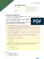 06-Expresiones algebraicas