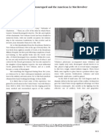 The American LeMat Revolver - By Doug Adams - 8 Pages