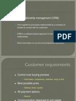 15789718 Customer Relationship Management Ppt