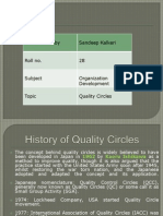OD - Quality Circle
