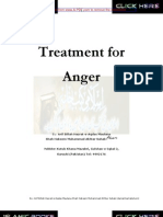 Treatment for Anger