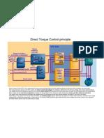 Direct Torque Control Principle