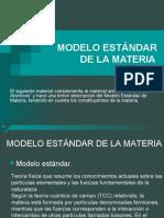 Modelo EstÁndar de La Materia
