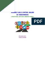 rambu lalu lintas di Indonesia