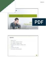 Greenwood (LPI Swaps - Pricing and Trading - Uk