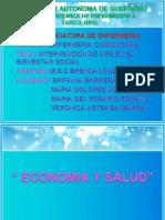 ECONOMIA Y SALUD