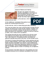 December 2011 PDF the Science of Balance and Hearing