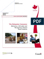 The Malaysian Consumer