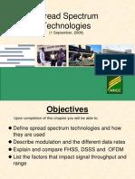 Lecture 4 - Spread Spectrum Technologies