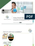 """Enjoy Social Media"" Webinar-Vortrag von Ellen Trude"
