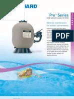 Hayward Pro Series Side Mount Brochure