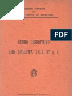 Spoletta IOR 37 pc