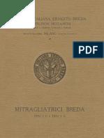Mitragliatrice Breda Mod 5C 5G 1930