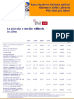 AIE - La Piccola e Media Editoria 2011