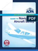 Guide to Navigating Aircraft Safely