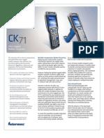 Ck71 Spec Web