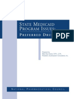 State Medicaid Program Issues
