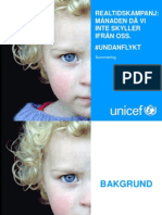 Sammanställning UNICEFs Realtidskampanj 2011