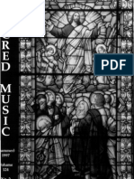 Sacred Music, 124.2, Summer 1997; The Journal of the Church Music Association of America