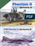 Squadron Walk Around 5545 - F-4E Phantom II