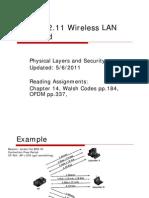 802WirelessLanPhysicalandSec