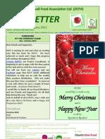 DCFA Dec 2011 - Jan 2012 Newsletter