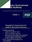 Week 1 RegulatoryEnvironment