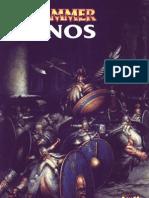 Warhammer - Ejercito Enanos
