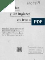 VALPARAÍSO Y LOS INGLESES EN 3 SIGLOS