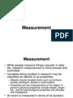 Lecture7 Measurement