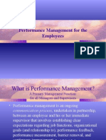 Employee Performance Management Ppt 4931