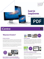 iCentre inspiratiebrochure - december 2011