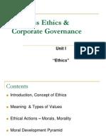 I - Ethics
